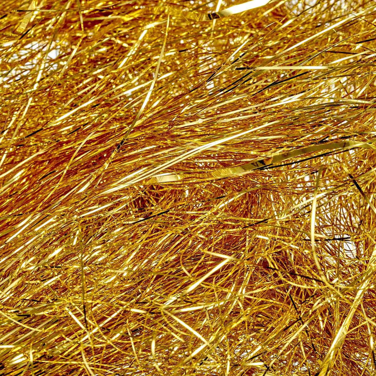 AR387 Наполнитель из шелковой бумаги 10гр (№02 золото) фото