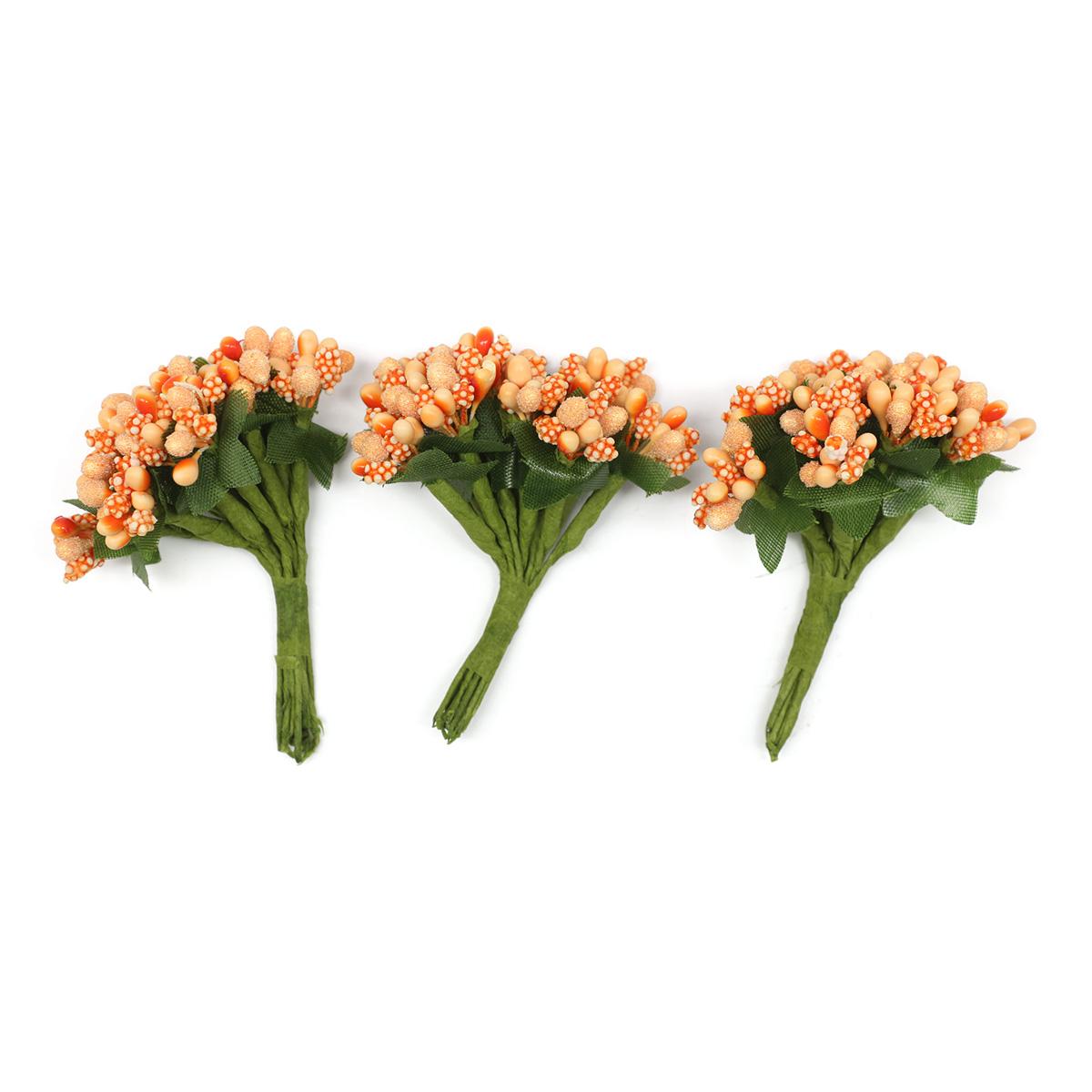 AR554 Букетик декоративных цветов, 2см