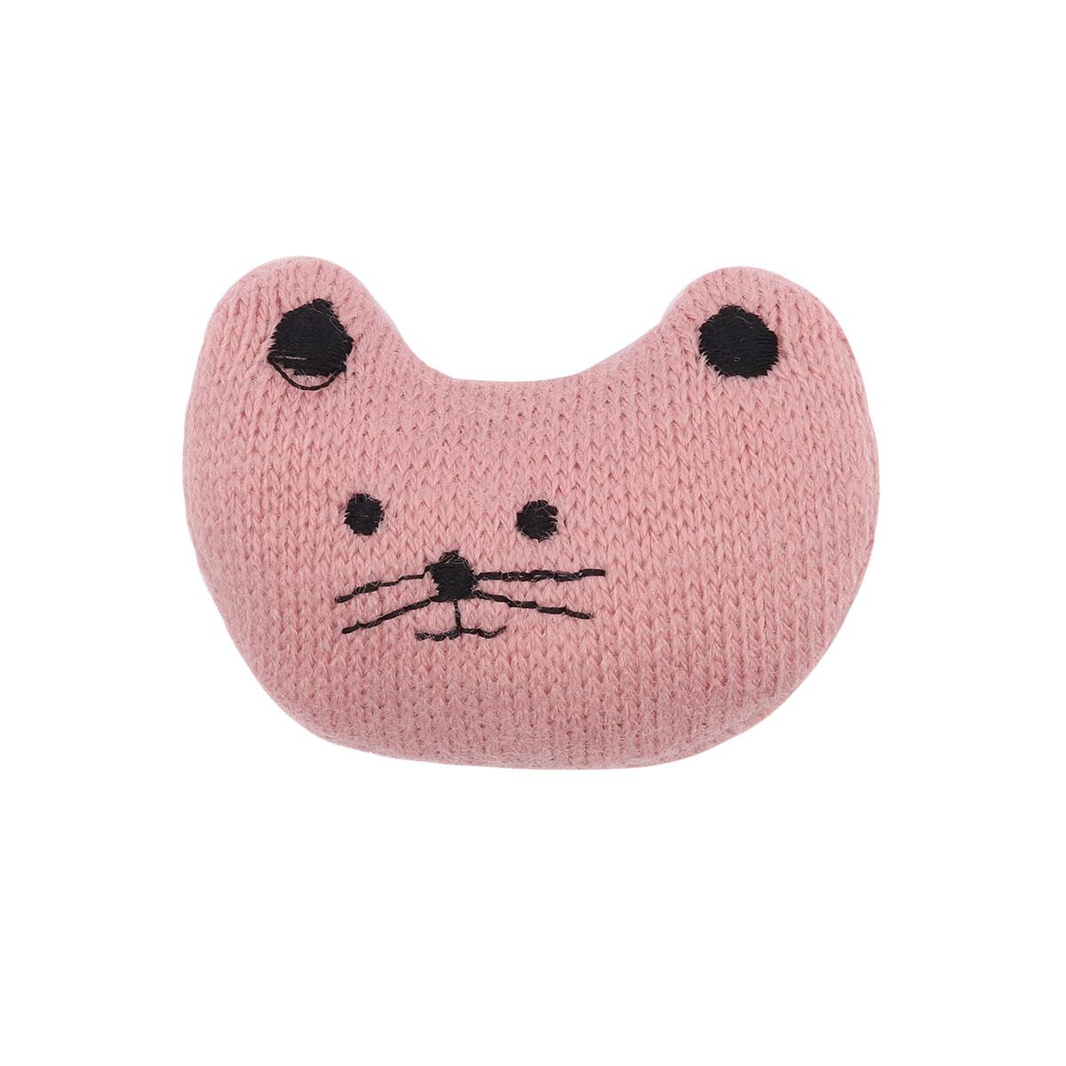 AR747 Нашивная декоративная кошка,5*4см 2шт/упак