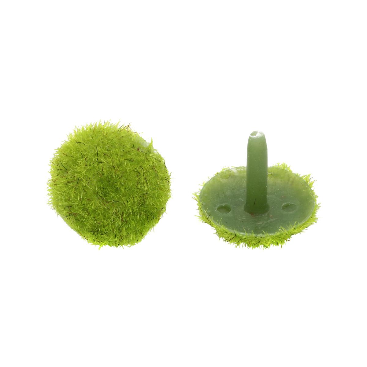 AR967 Тычинки зеленый 2см, 20шт/упак