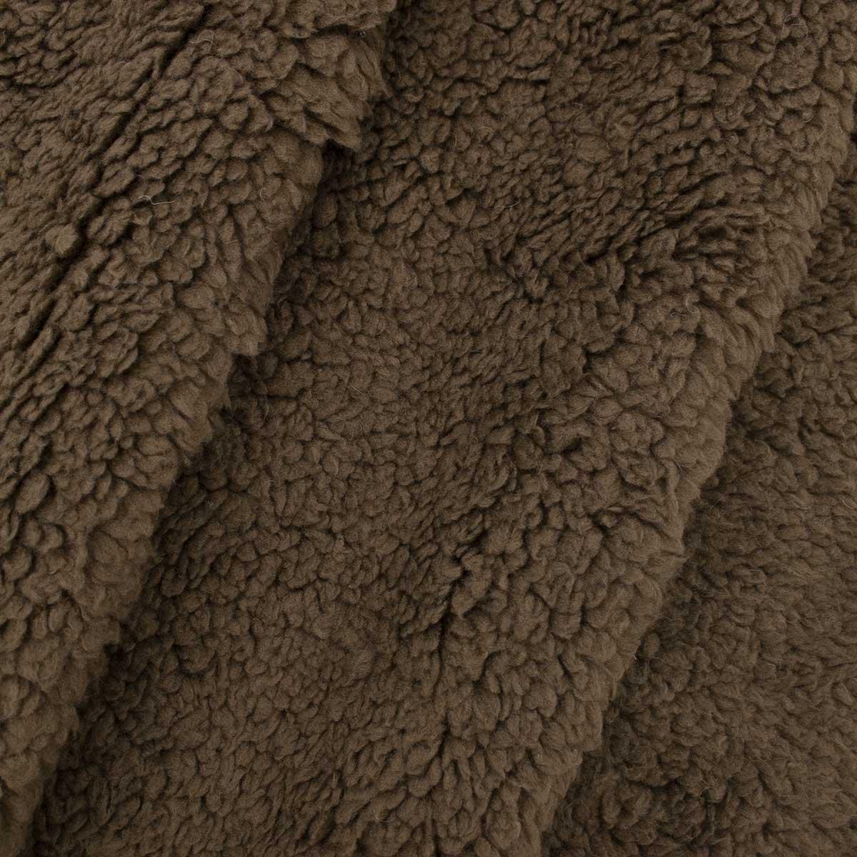 AR993 Мех искусственный светло-коричневый 50*50см