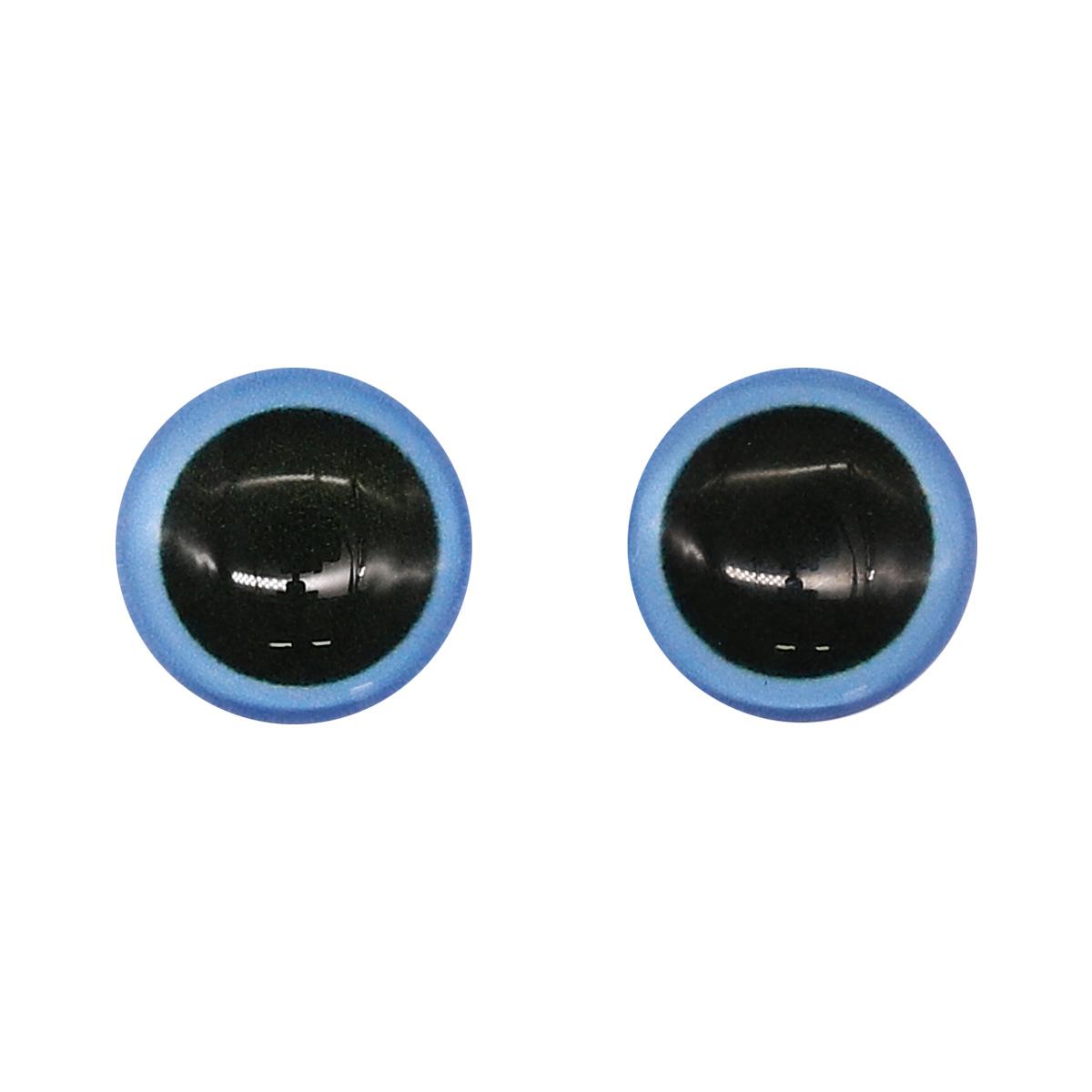 AR1063 Глазки для кукол 12мм, 10шт/упак