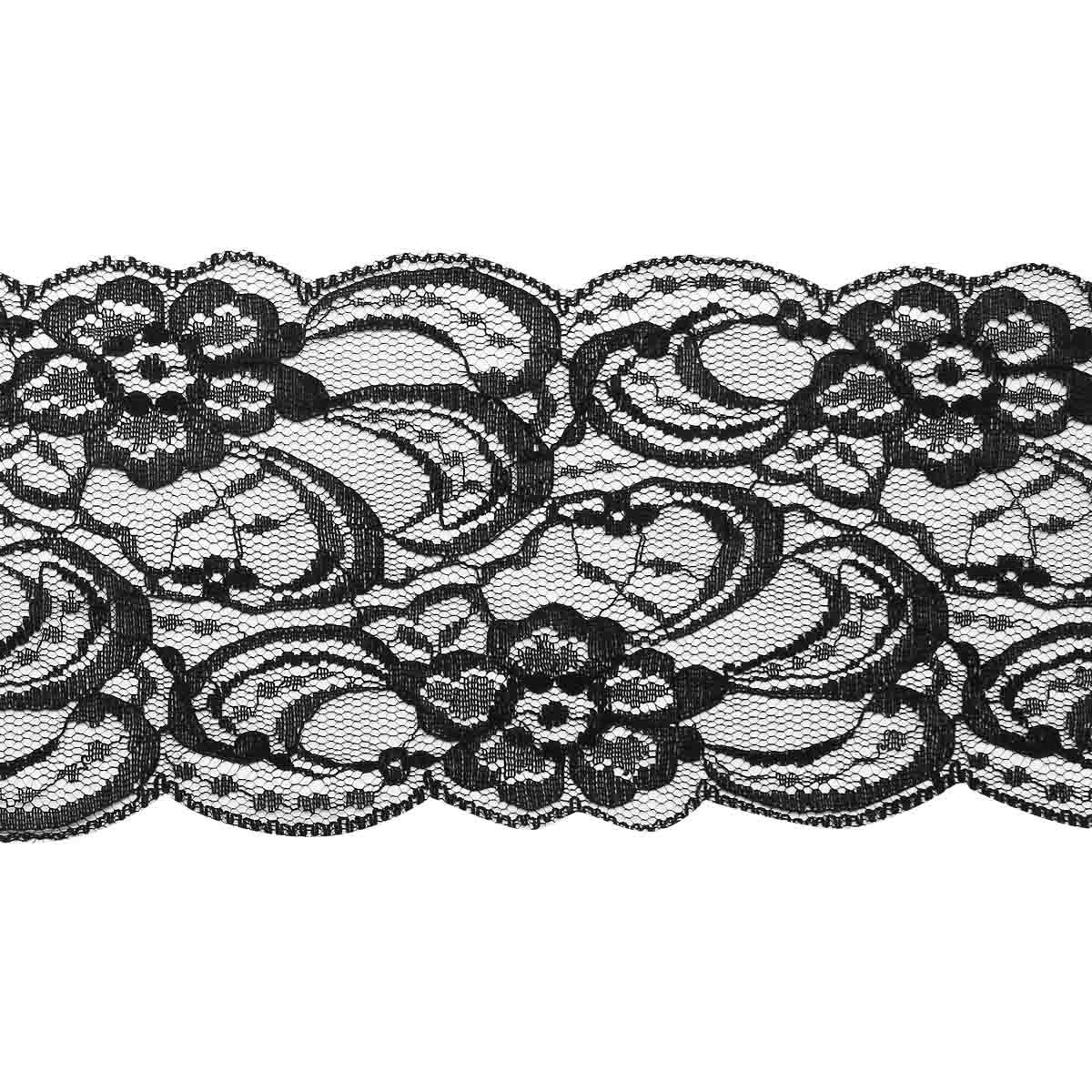 2.55-58P Кружево сетка 8см*10м