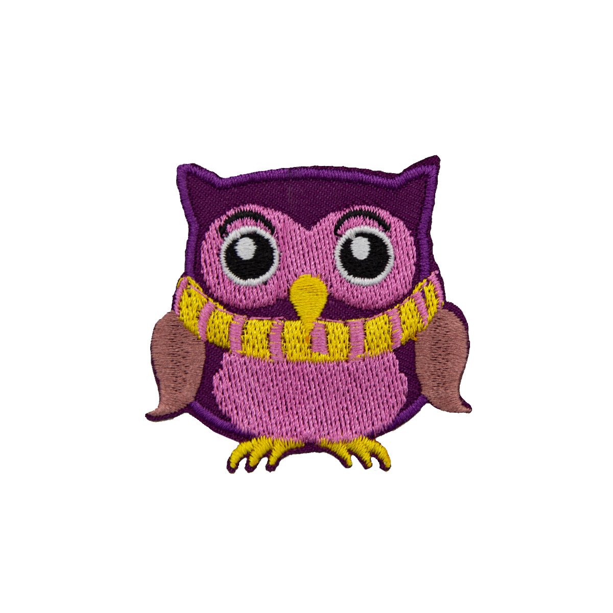 Термоаппликация 'Совенок фиолетовый' Hobby&Pro фото