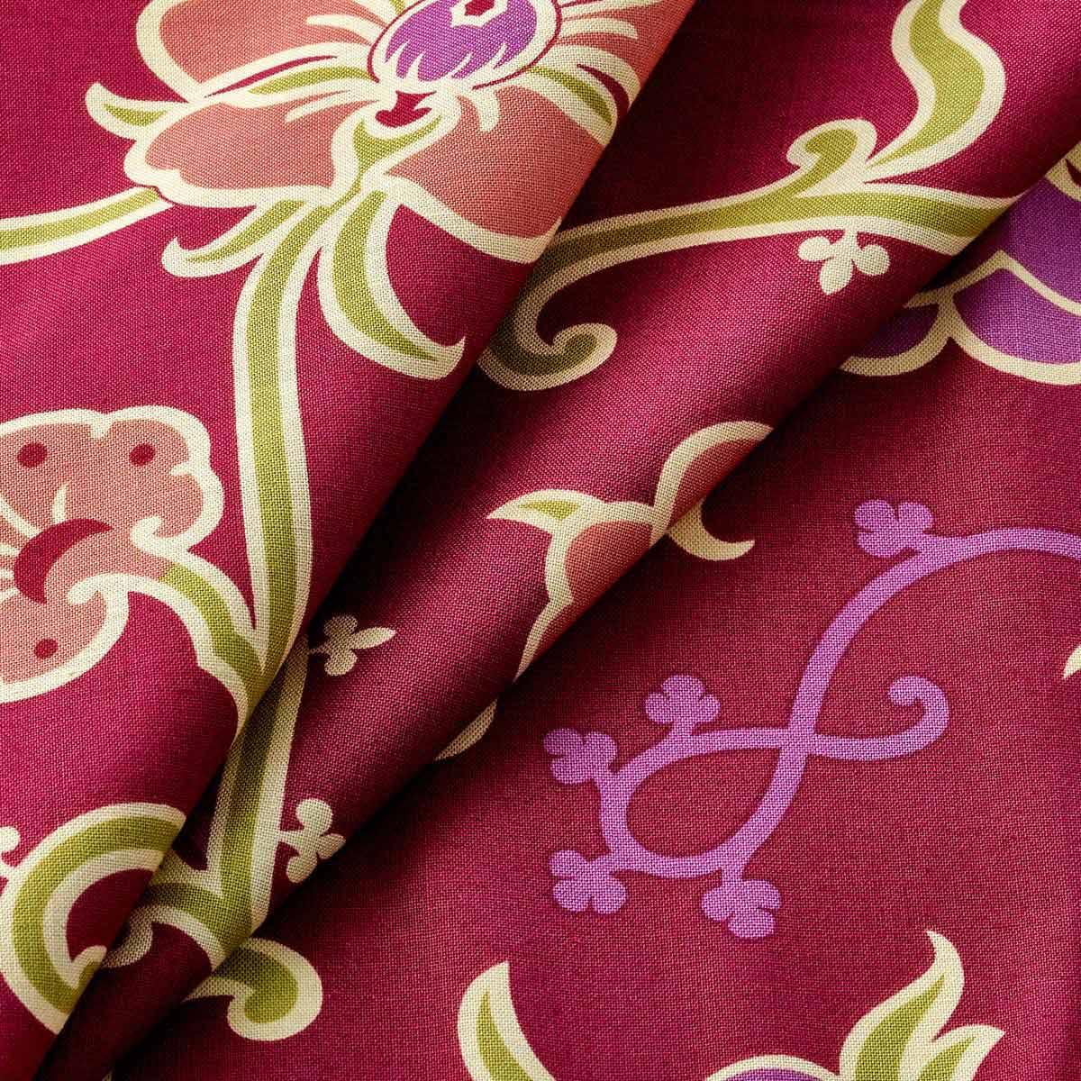QPWAB089 Grape ROWAN Ткань 100% хл, 50*55см