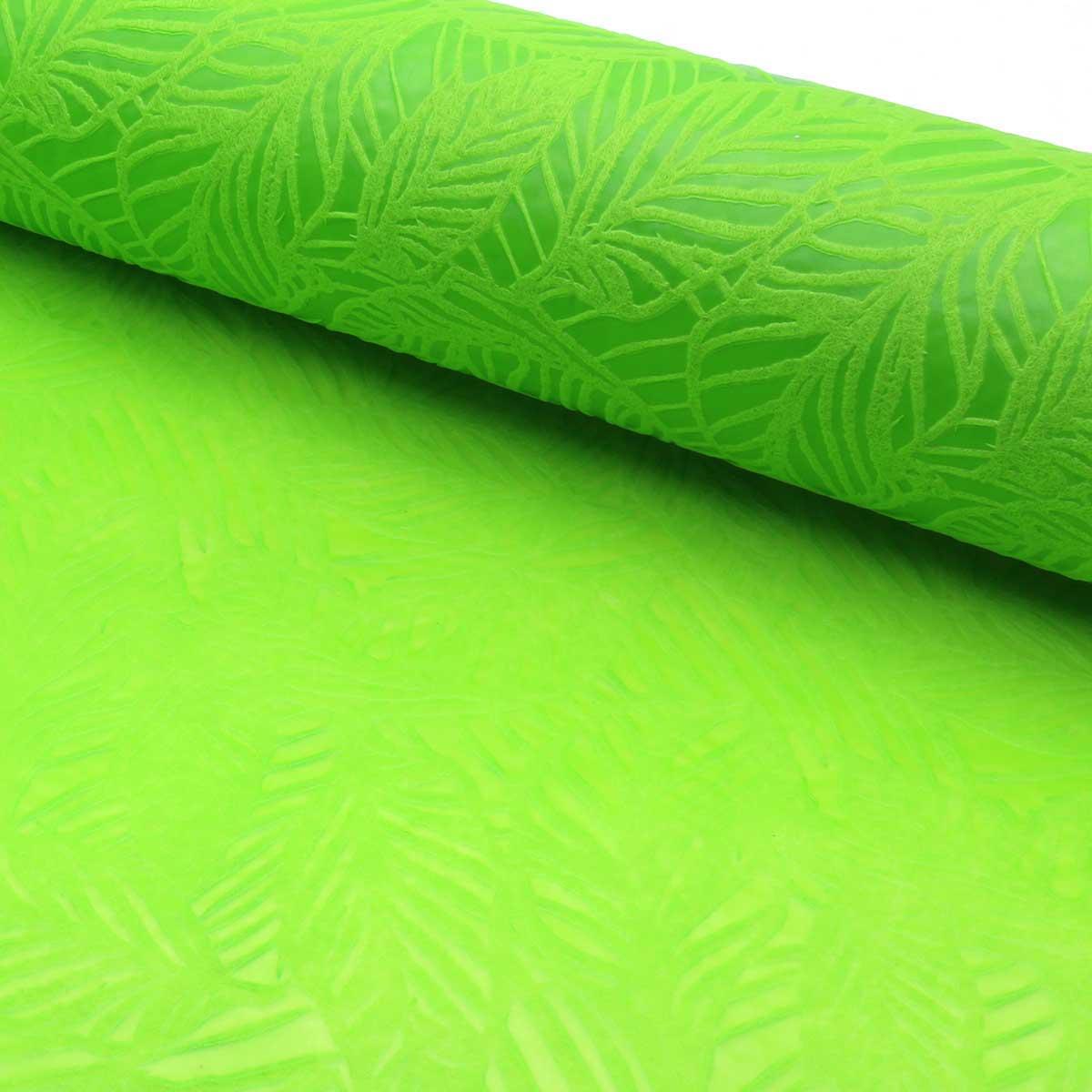 AR1104-2 Материал упаковочный декоративный флористический салатовый, 48см*4,57м