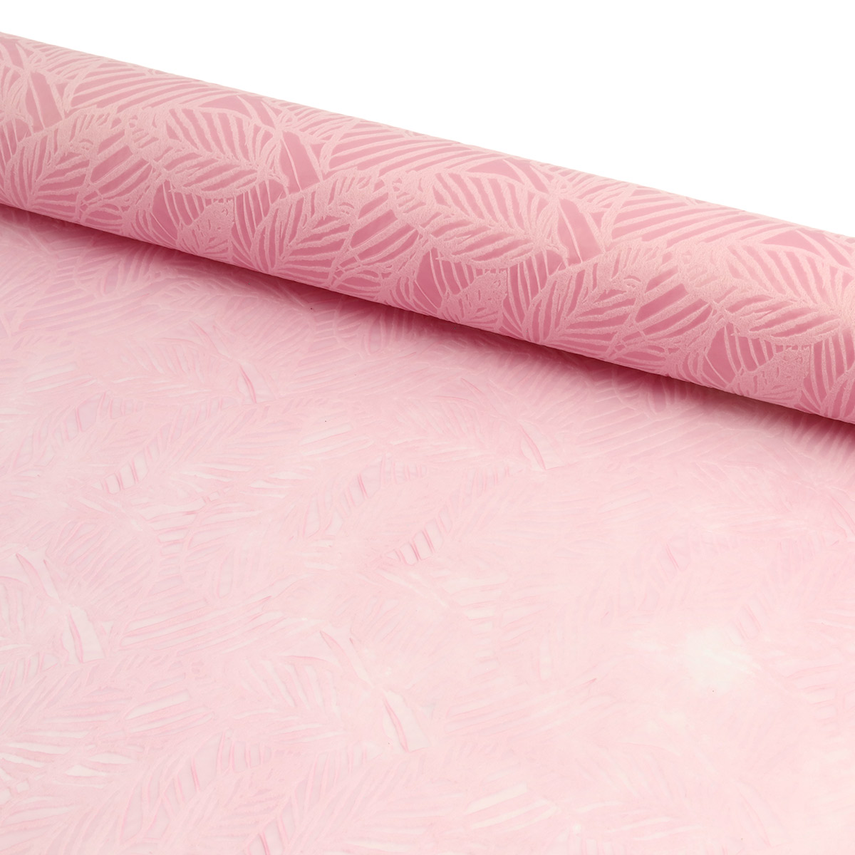 AR1104-3 Материал упаковочный декоративный флористический розовый, 48см*4,57м