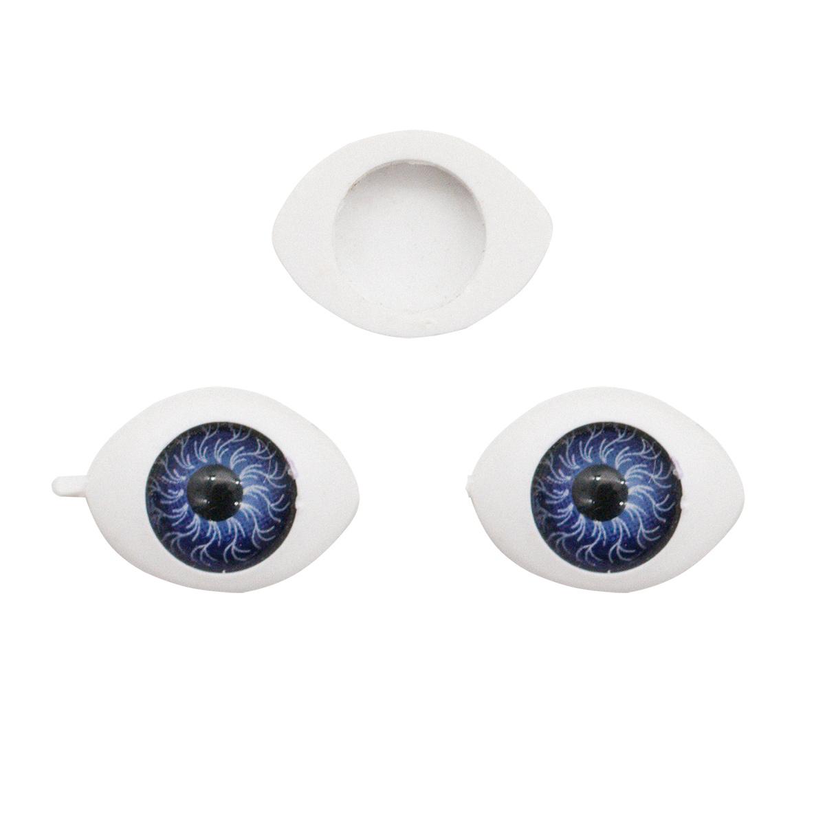 AR1620 Глаза 8мм, 10шт/упак
