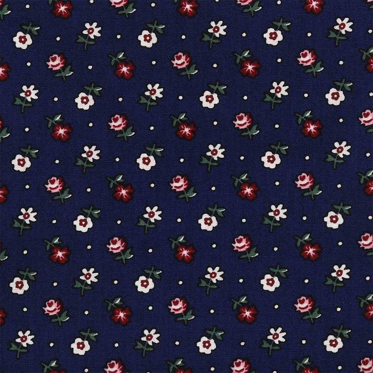 AR1817 Ткань 100% хл, в мелкий цветочек 50*50см Астра