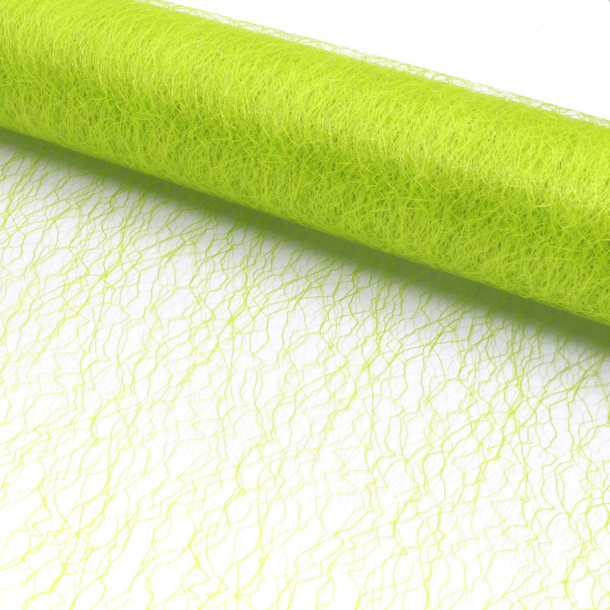 AR1101-6 Сетка флористическая салатовая, 48см*5ярдов
