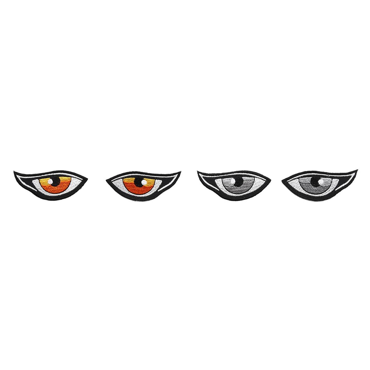 Набор термоаппликацийй Глаза,упак(2шт), Hobby&Pro