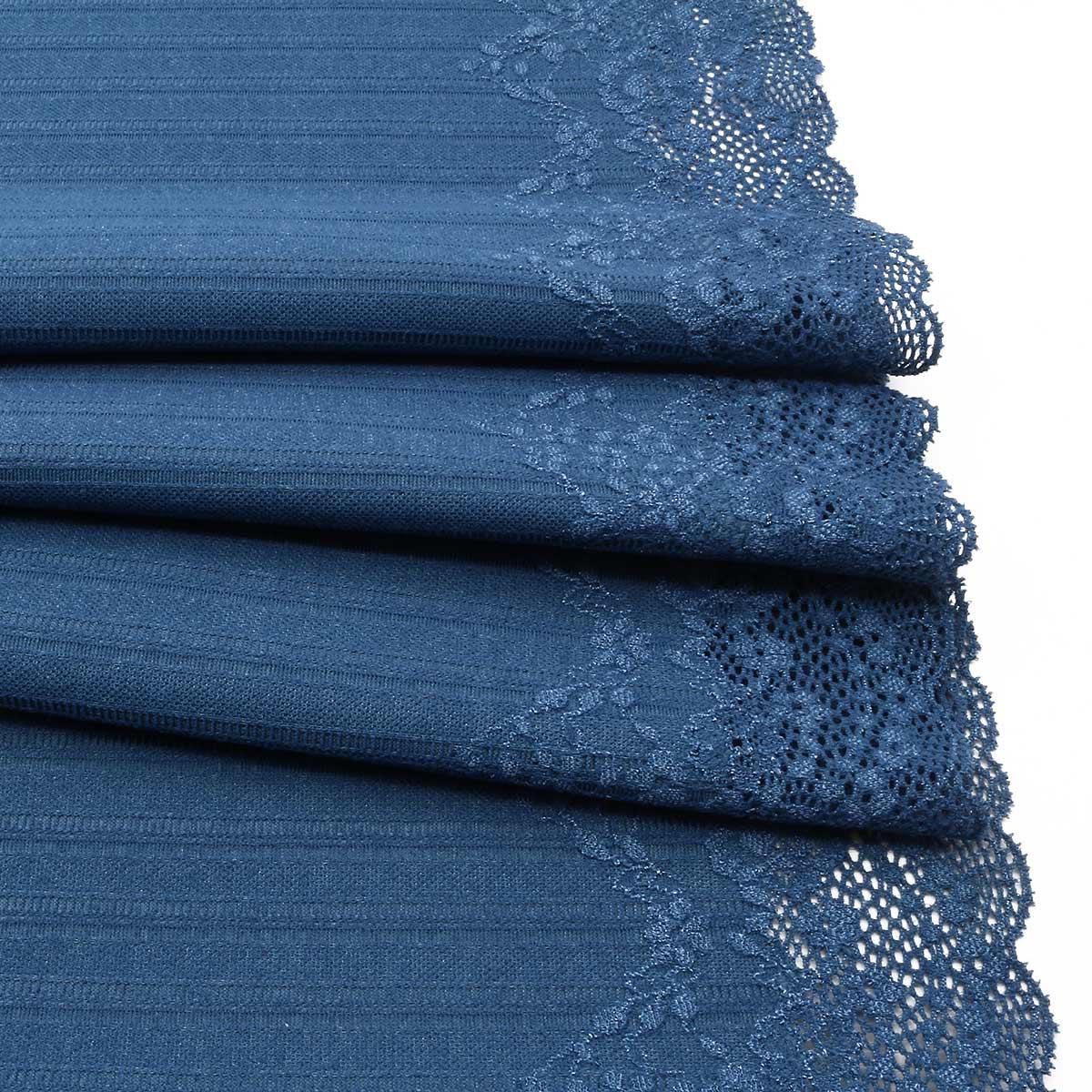 SU 136 Ткань эластичная бельевая 43,5 см*10
