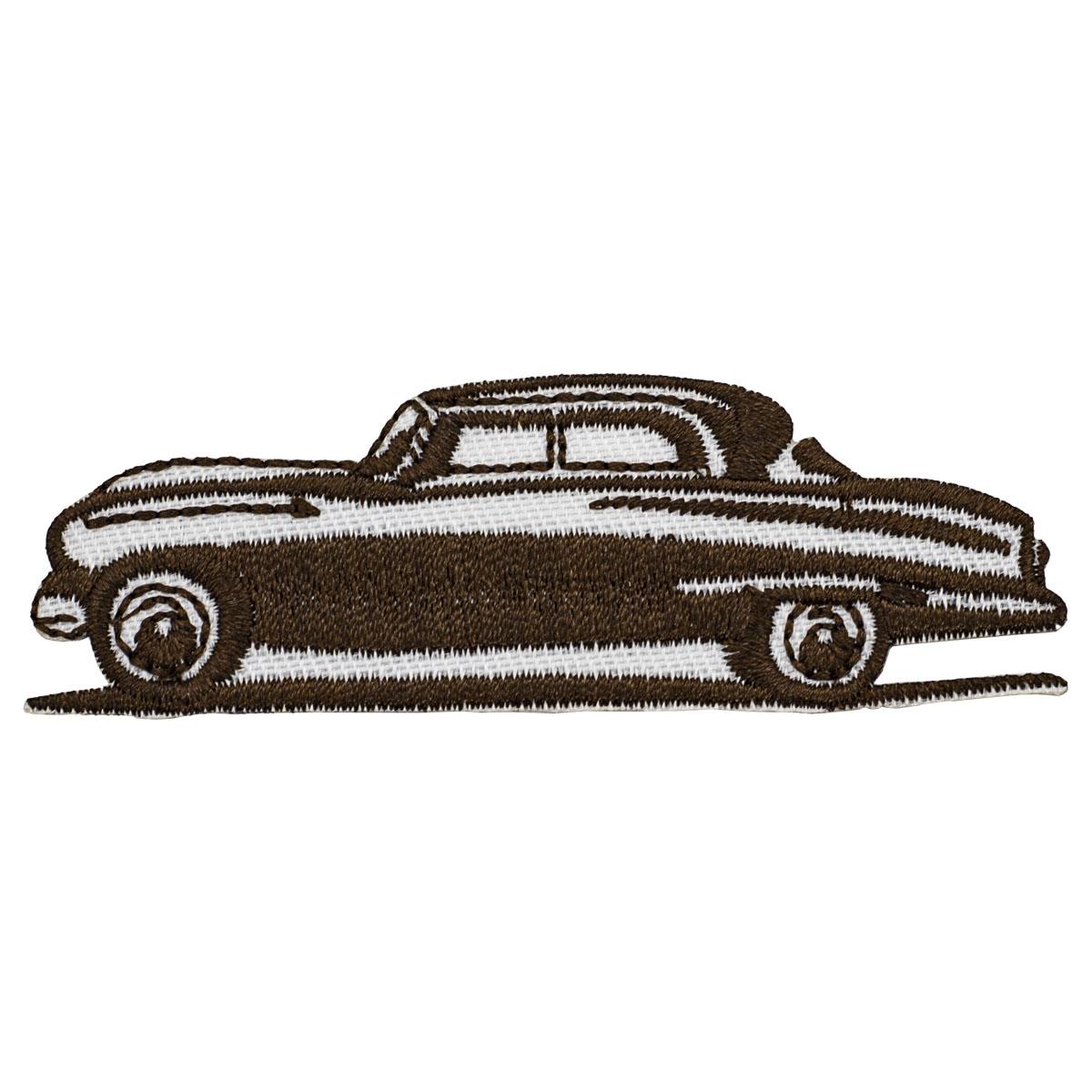 Термоаппликация 'Автомобиль', 8.0*2.5см