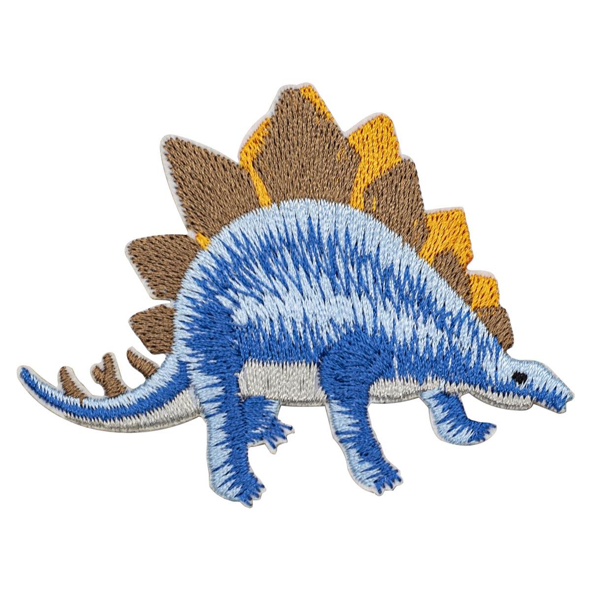 Термоаппликация 'Динозавр', 7.5*5.7см