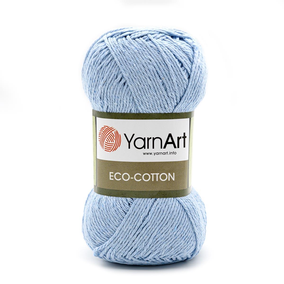Пряжа YarnArt 'Eco Cotton' 100гр 220м (85% хлопок, 15% полиэстер)