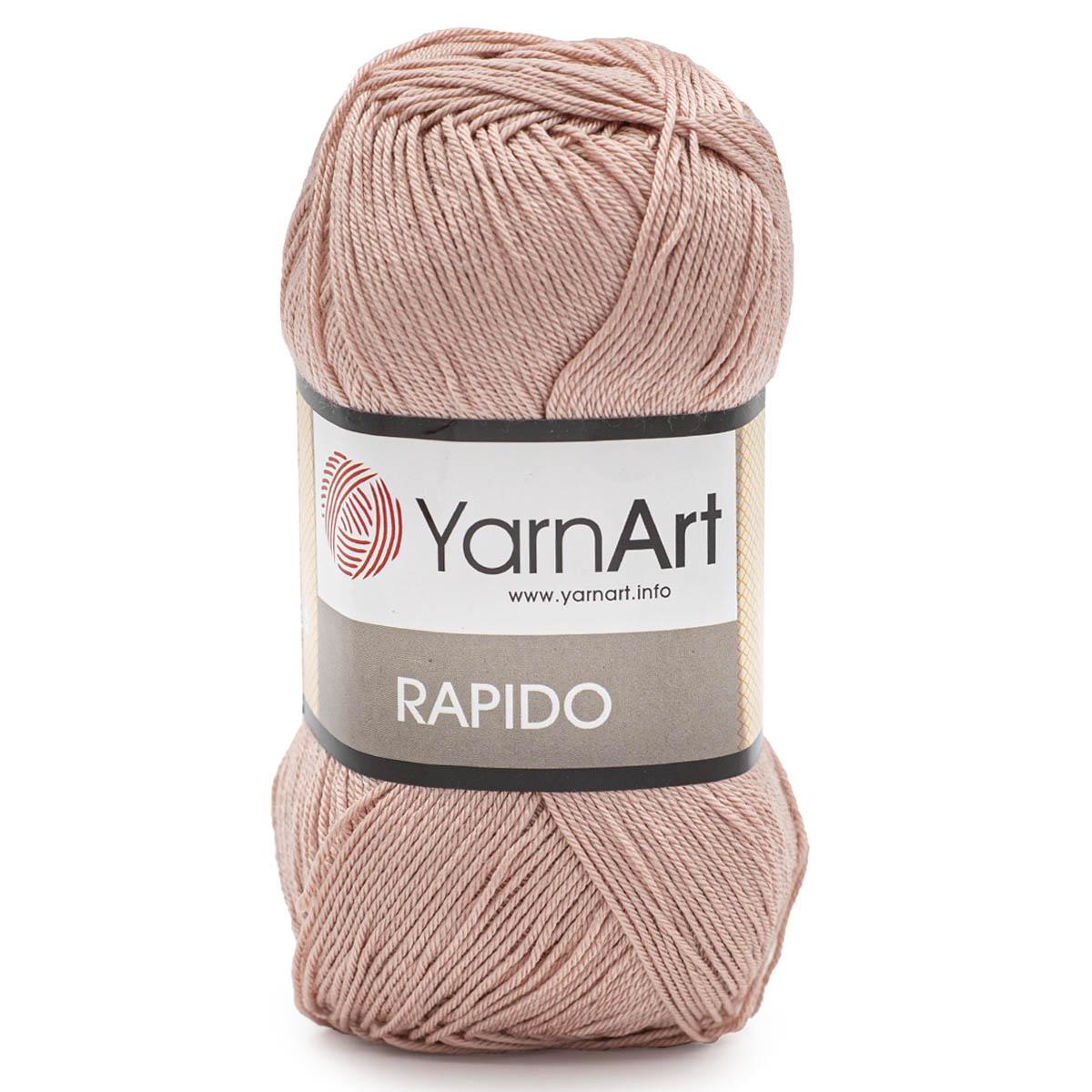 Пряжа YarnArt 'Rapido' 100гр 350м (100% микрофибра акрил)