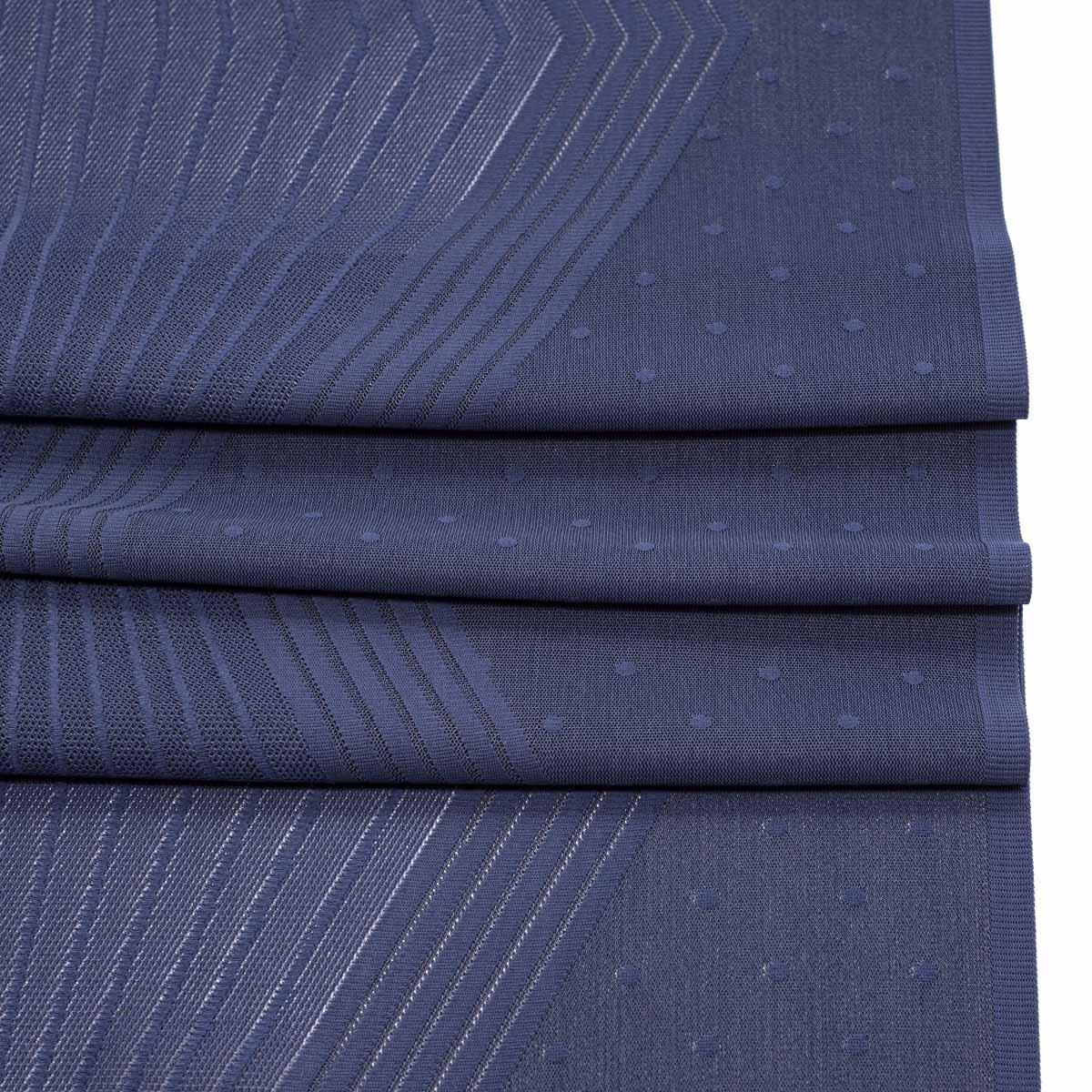 SU-04 Ткань эластичная бельевая 42 см*10 м, фиолетовый