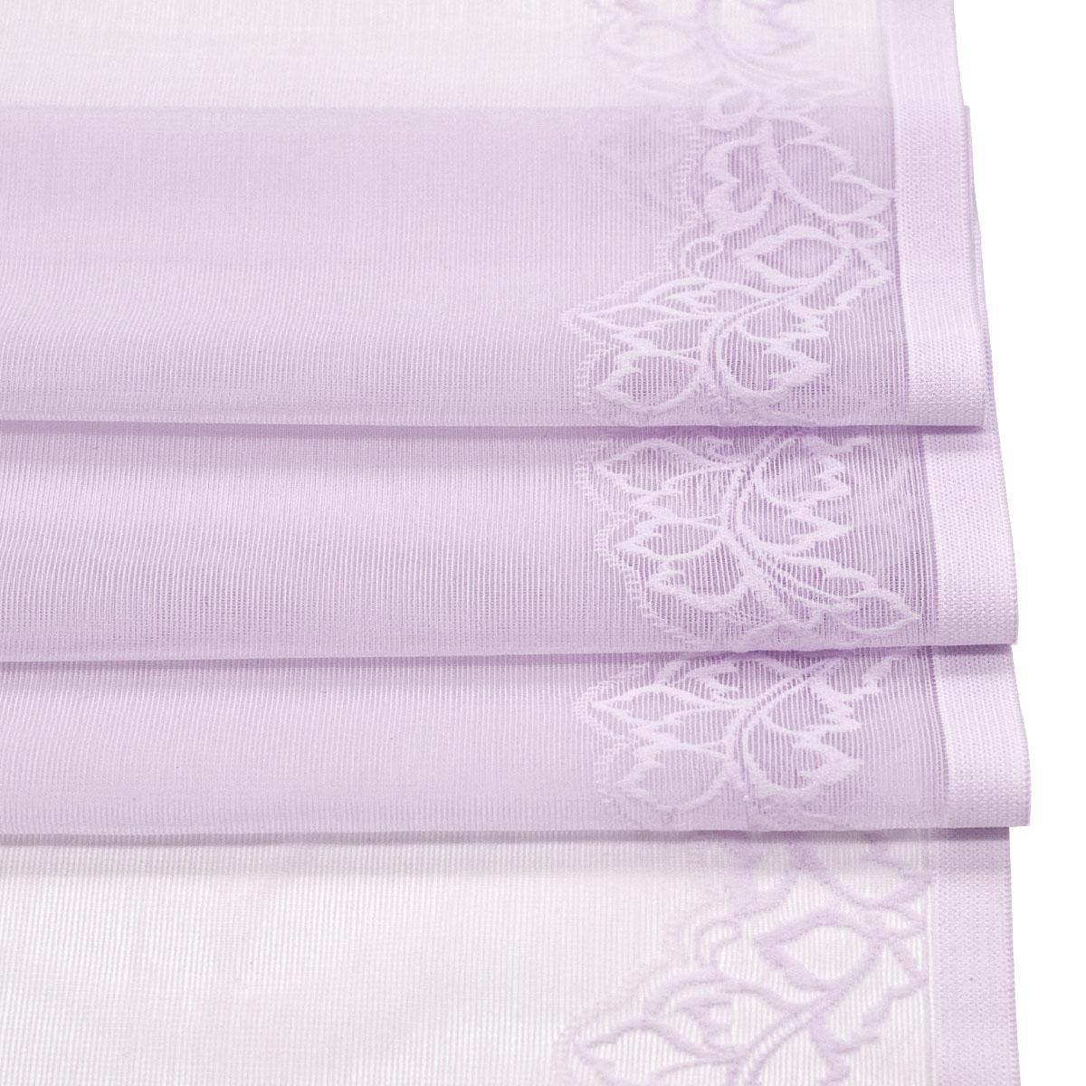 SU-06 Ткань эластичная бельевая 32 см*10 м, светло-розовый