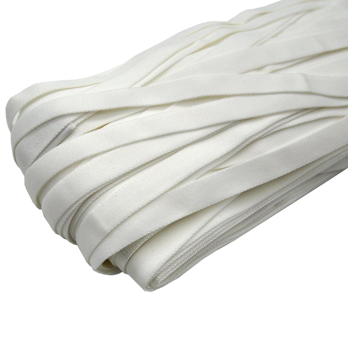ST/34 эластичная бретелечная лента 12мм*50м, белый