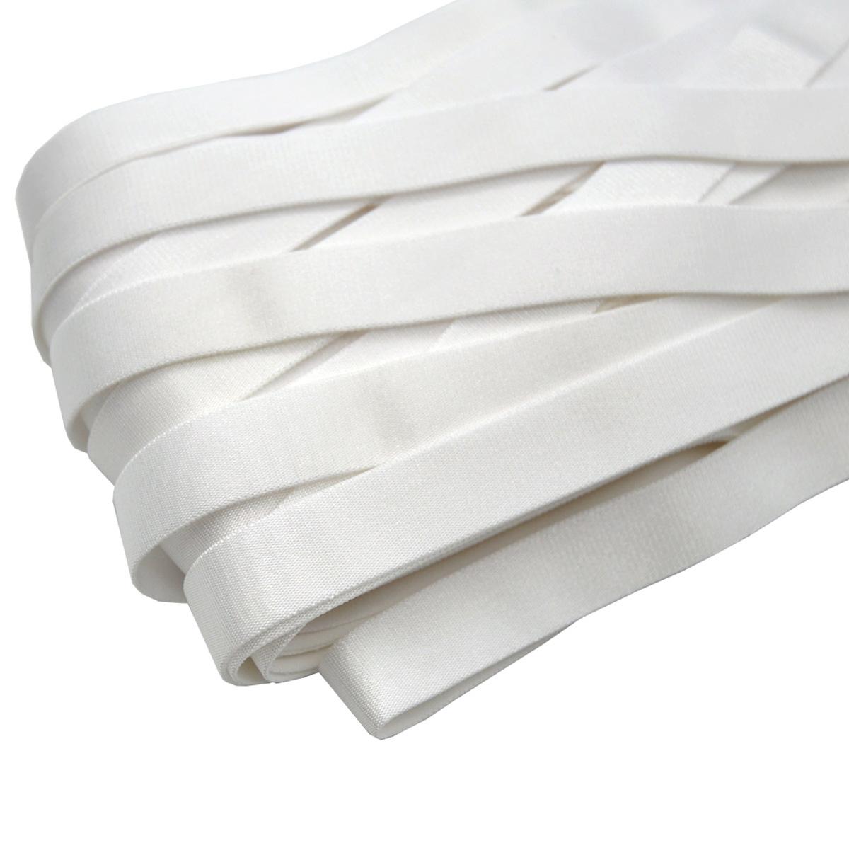 ST/39 эластичная бретелечная лента 18мм*25м, белый