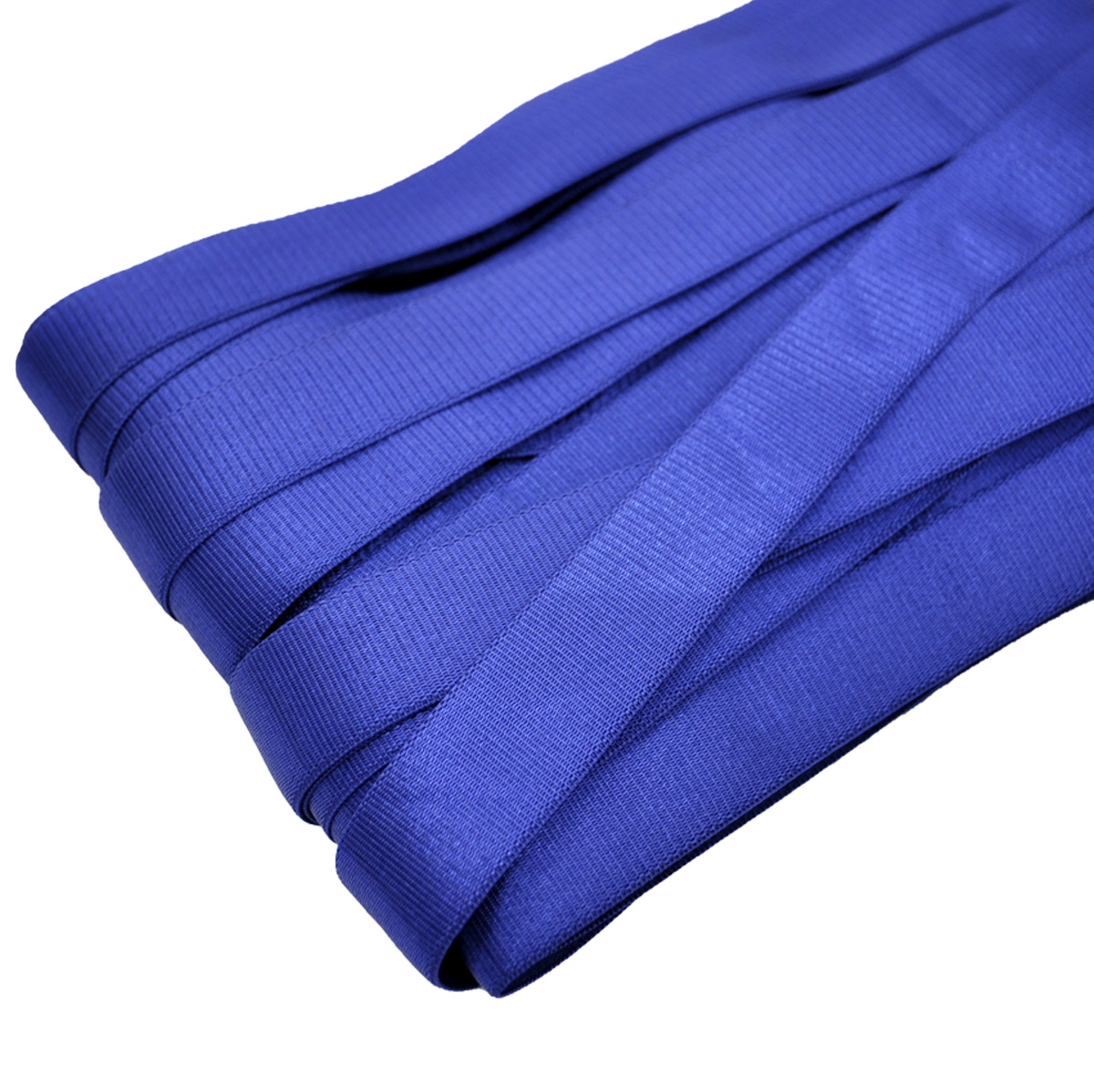 STD/06 эластичная бретелечная лента 22мм*25м, ярко-синий