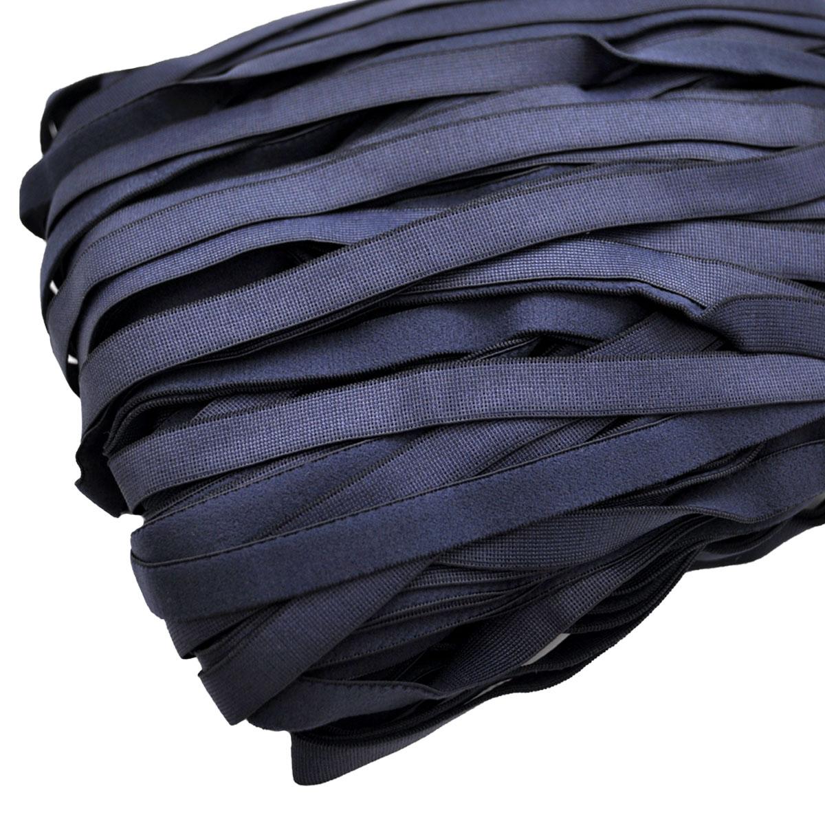 STD/13 эластичная отделочная лента 12мм*50м, темно-синий