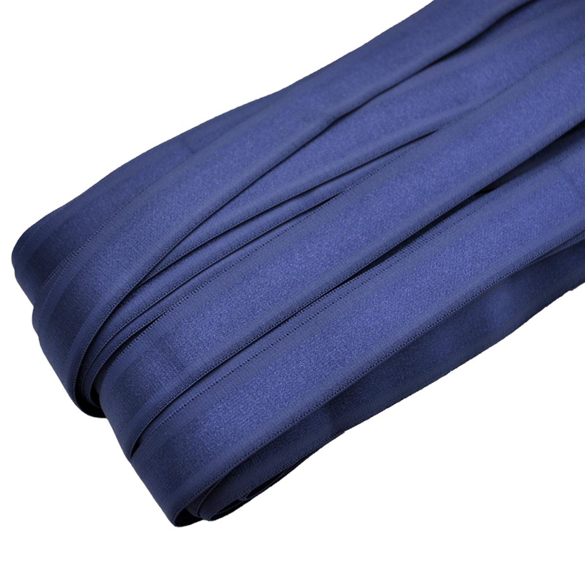STD/19 эластичная бретелечная лента 22мм*25м, синий