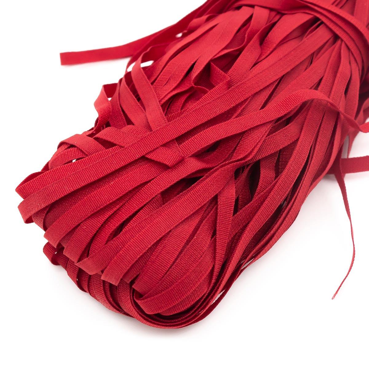 STP/02 эластичная лента для стабилизации швов 4мм*50м, бордовый