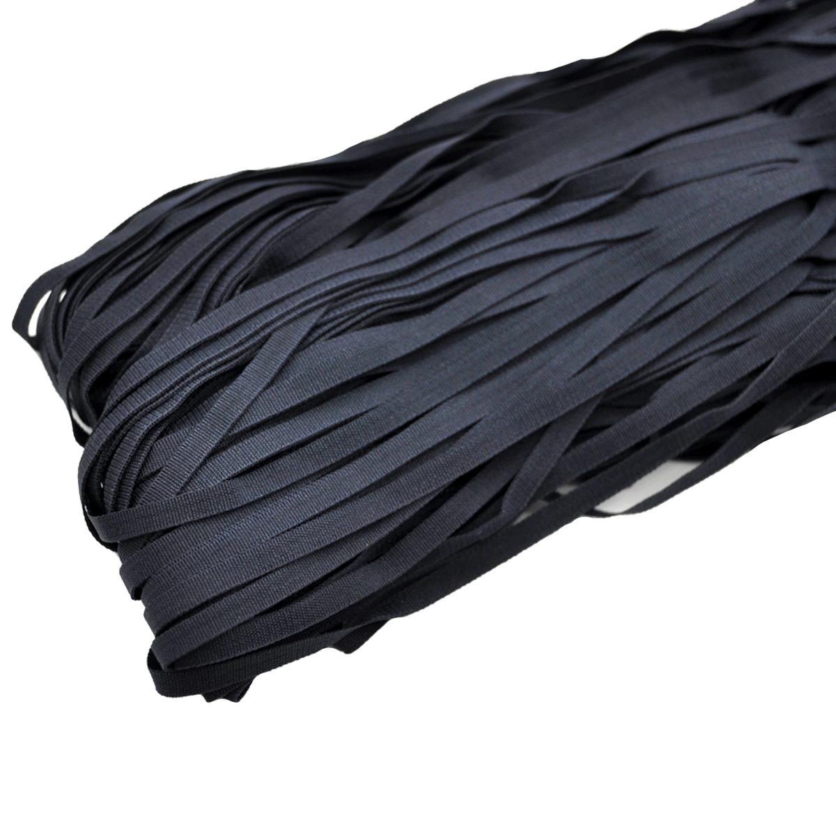 STP/03 эластичная лента для стабилизации швов 4мм*50м, черный