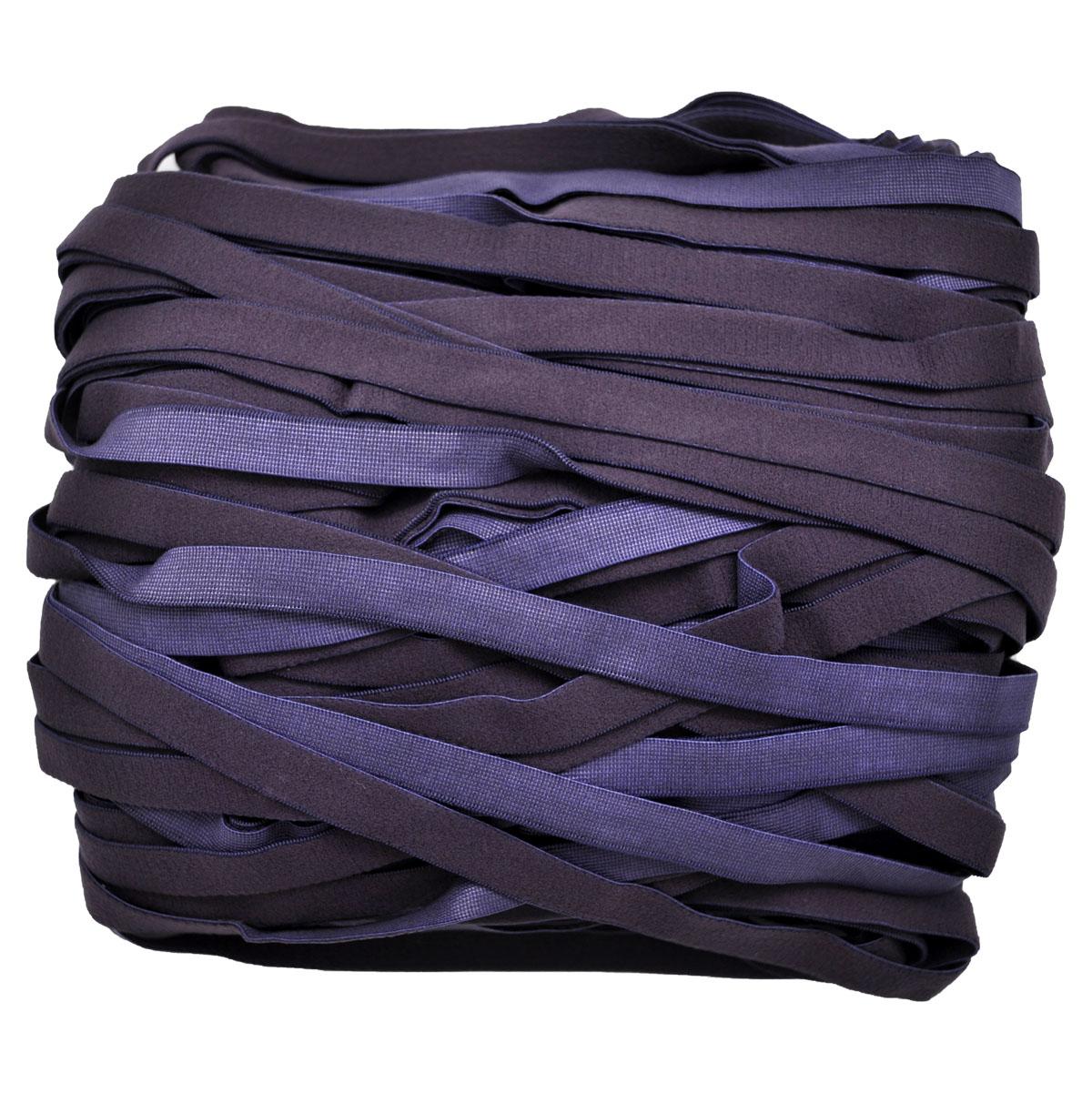 STP/20 эластичная отделочная лента 12мм*50м, фиолетовый
