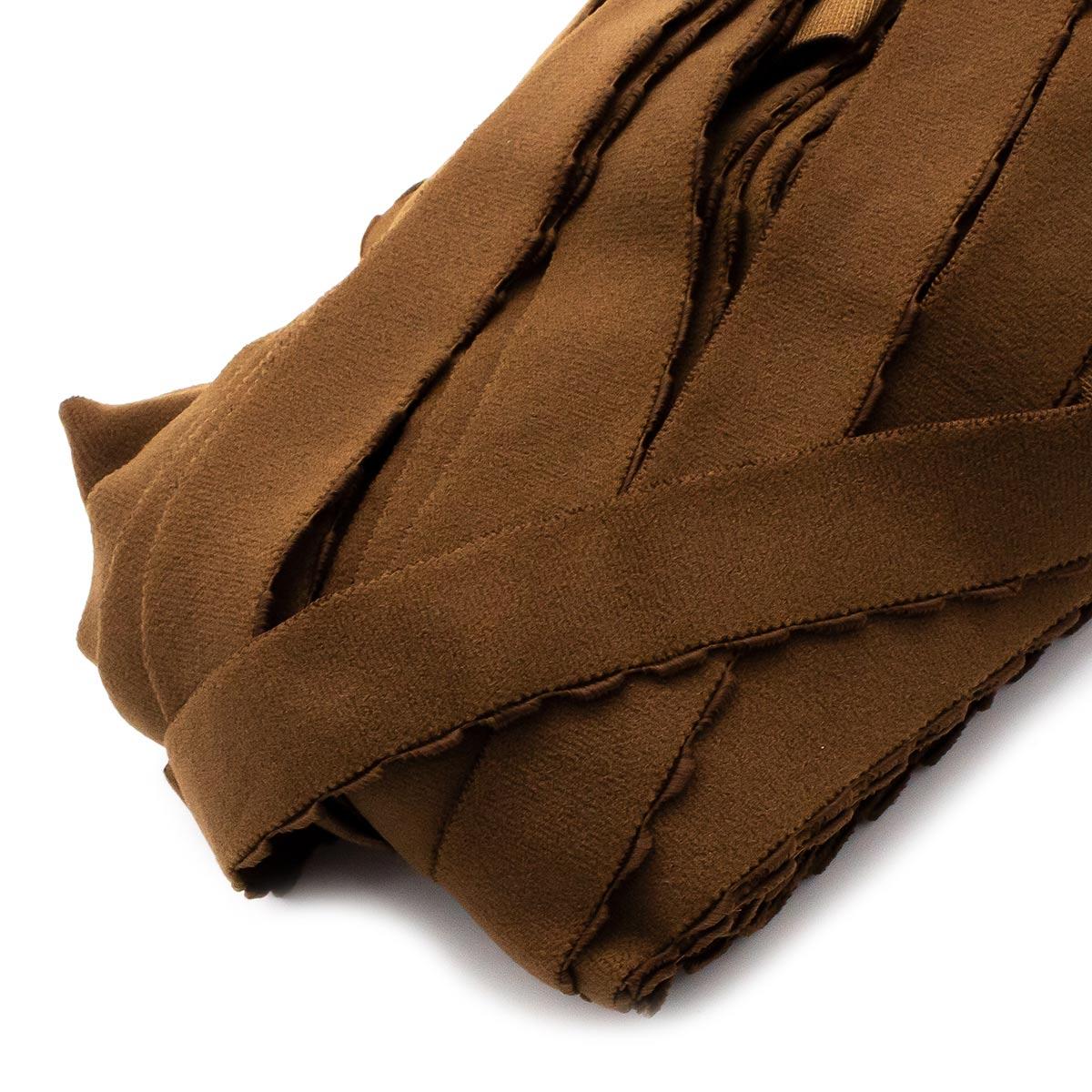 STP/28 эластичная отделочная лента 22мм*25м, молочный шоколад