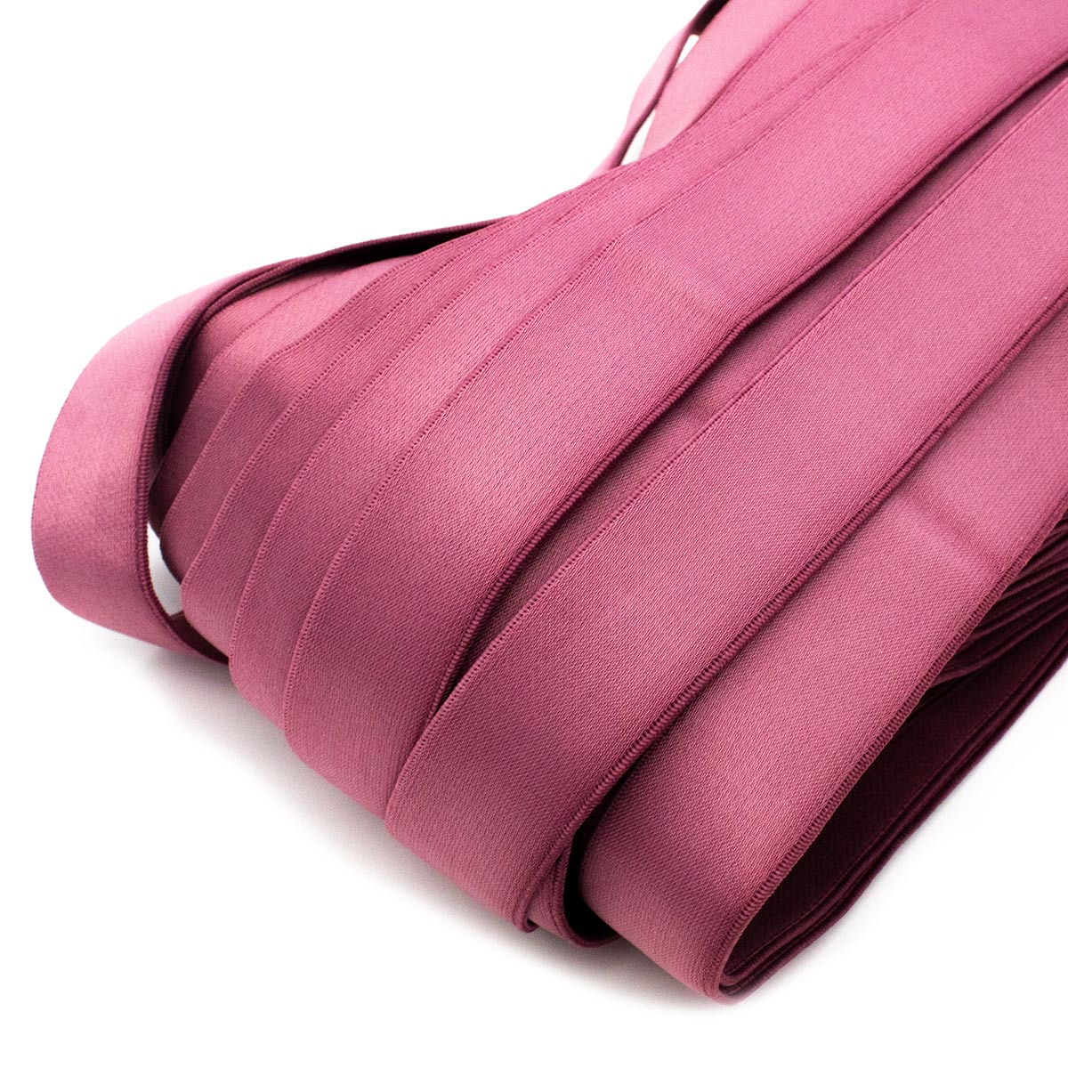 STP/53 эластичная бретелечная лента 24мм*25м, розовато-лиловый