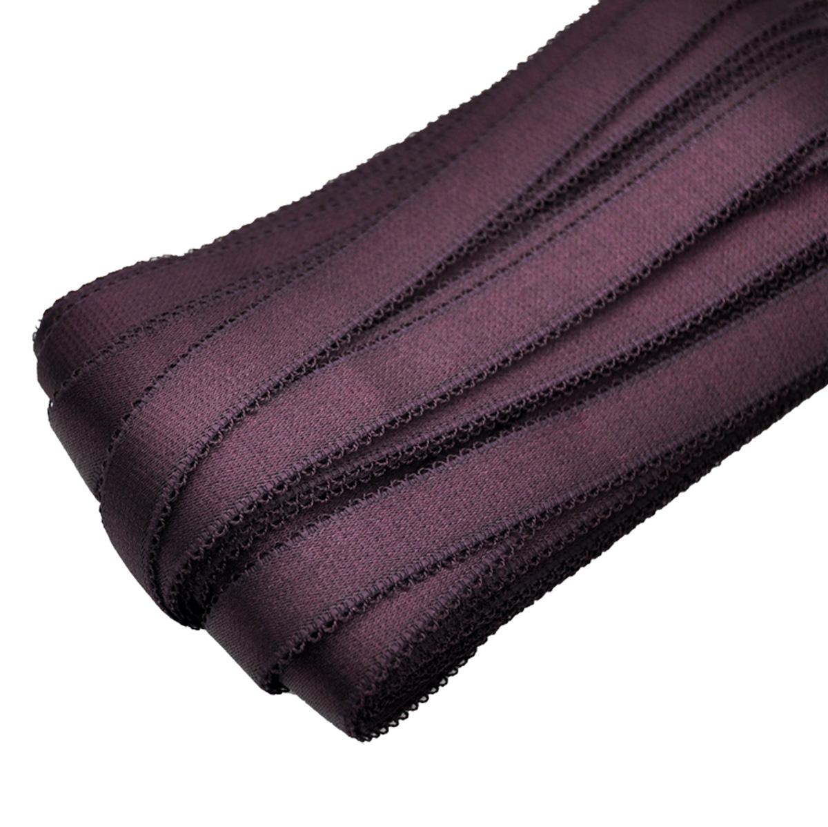 STP/62 эластичная бретелечная глянцевая лента 20мм*25м, фиолетовый
