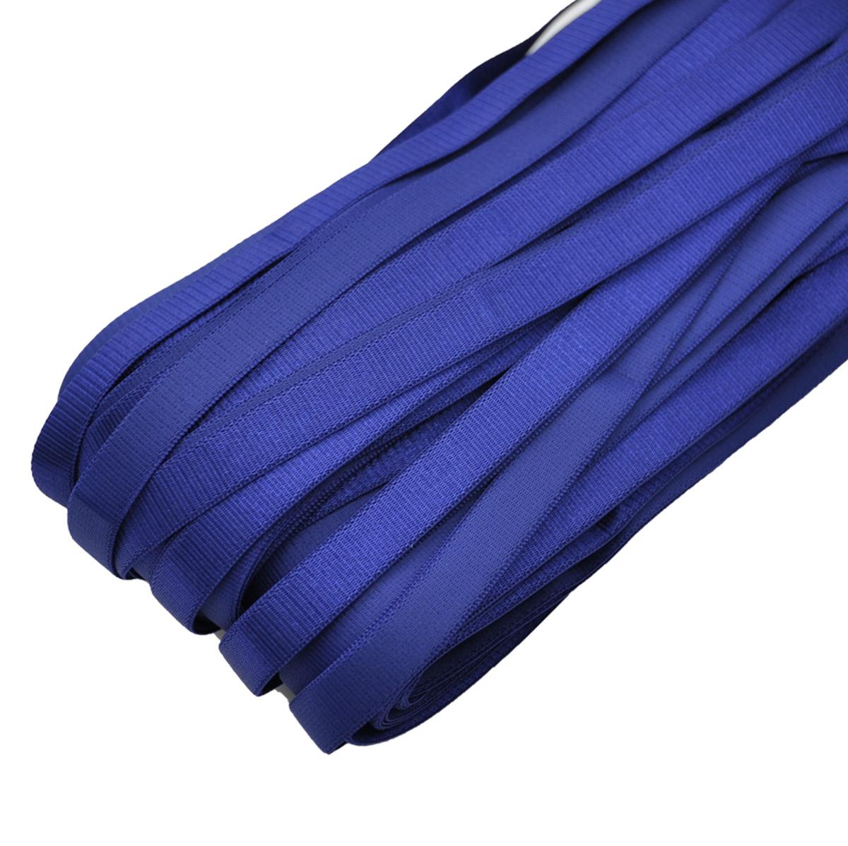 STP/89 эластичная бретелечная лента 12мм*50м, синий