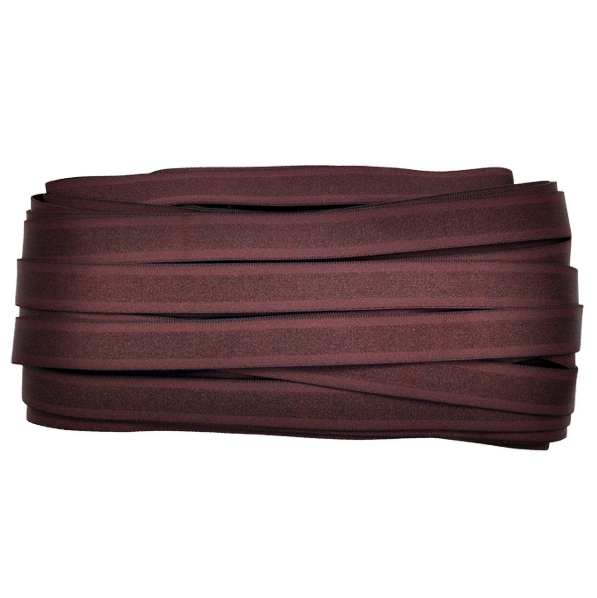 STP/98 эластичная бретелечная лента полоса 18мм*25м, вино