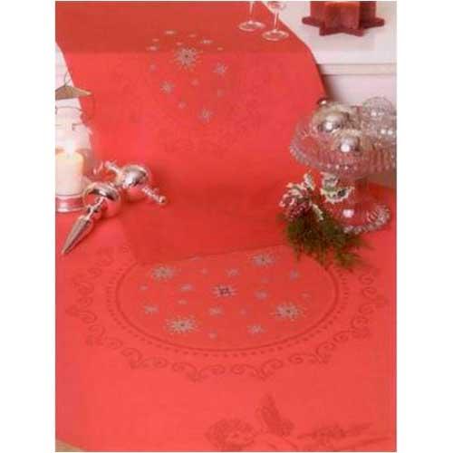 17950-70-21 RICO DESIGN Салфетка для вышивания с зоной аида 90х90 см