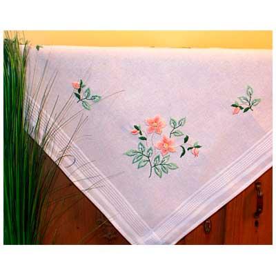 1289-BP03 DUFTIN Набор для вышивания скатерть 80х80 см
