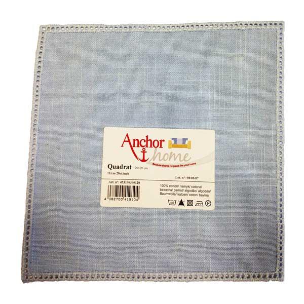 4531-003-00128 ANCHOR Салфетка для обвязывания 20х20 см, 100% хлопок