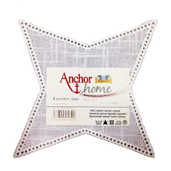 4531-005-00001 ANCHOR Салфетка для обвязывания диам. 20 см, 100% хлопок
