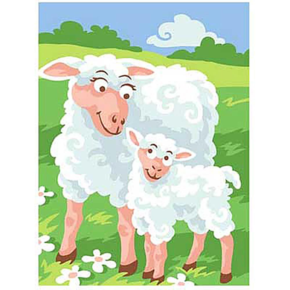 9880-6106-0086 ROYAL PARIS Набор для вышивания 15х20 см