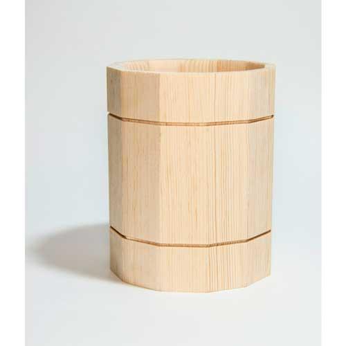 Б-1 ПРОМЫСЕЛ Заготовка деревянная 'Бочонок' 13х13,5 см