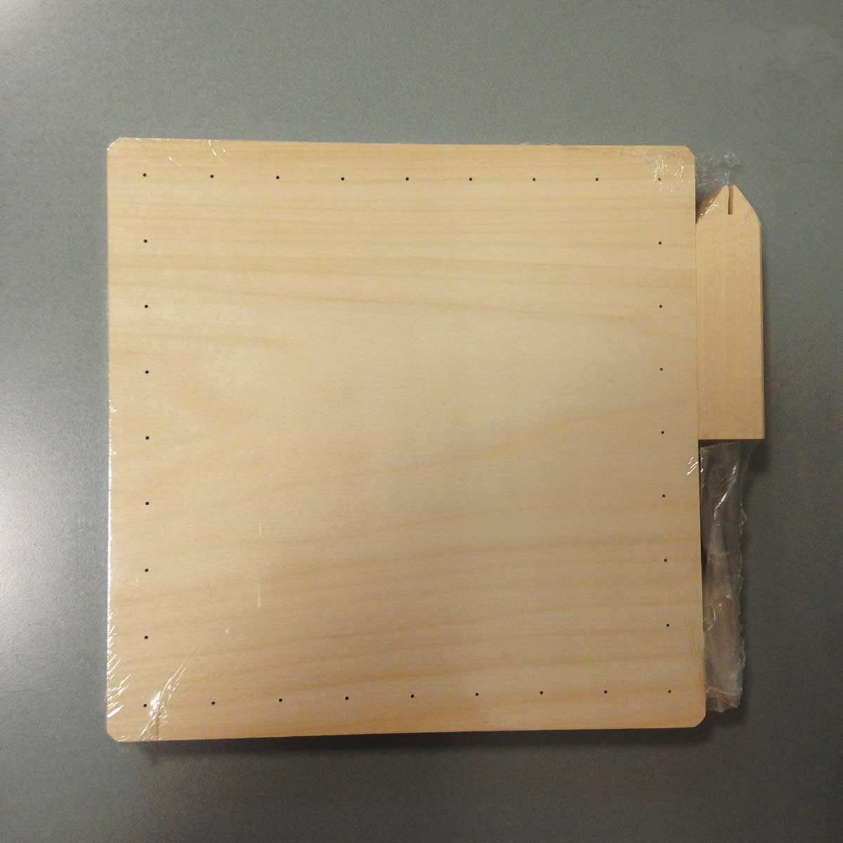 НПР-7 ПРОМЫСЕЛ Набор стринг-арт 'Квадрат' 16х16х1,5 см