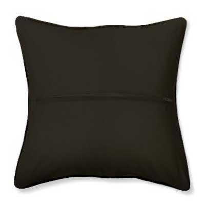 9901 ORCHIDEA Обратная сторона подушки, 40х40 см, цвет черный