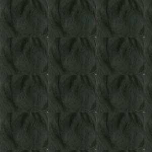84303-2 ORCHIDEA Шерсть для валяния, цвет черный, 50 г