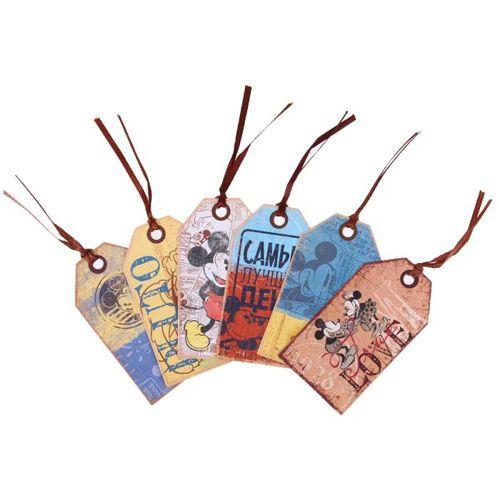 1137006 Набор мини-открыток 'Классический Микки' Микки Маус 6 шт