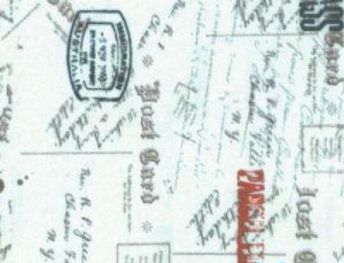 АМ573007 Ткань 'Путешествие в Лондоне' №7, 100% хлопок, 120 г/м2, размер 48*50см