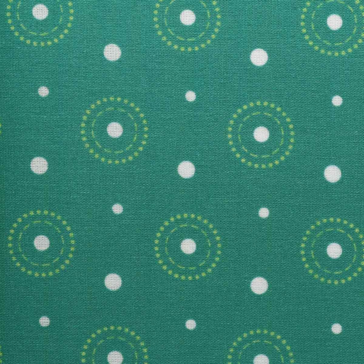 АМ592009 Ткань 'Разноцветные круги' №9, 100% хлопок, 120 г/м2, размер 48*50см
