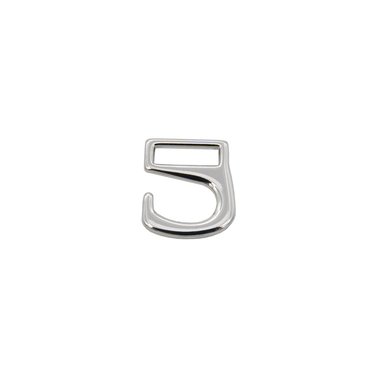 69710 Крючок-застежка для обуви 11,5мм никель упак(4шт) Hobby&Pro