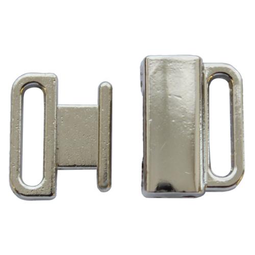 ГНУ14600 Застежка для белья 10мм, никель
