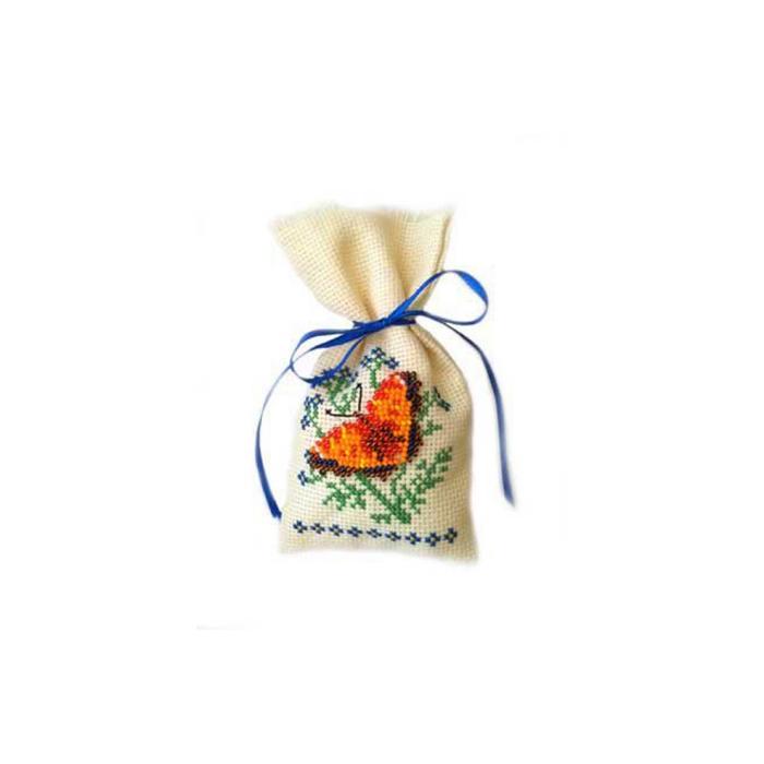 М-022 Набор для изготовления саше 'Аромат весны', 8*15 см